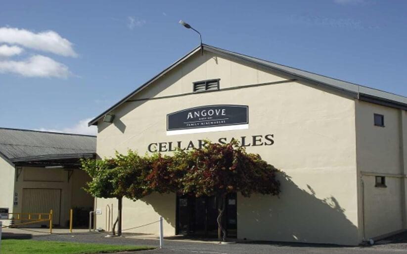 angove organic wines