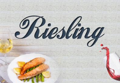 riesling wines