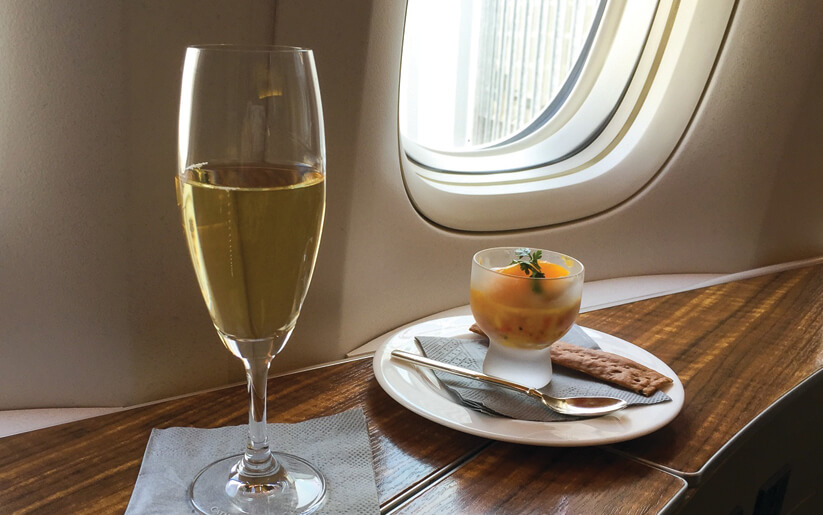 Don't Whine Wine on Your Next Flight