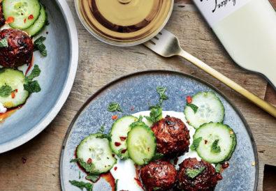 Lamb Meatballs Recipe