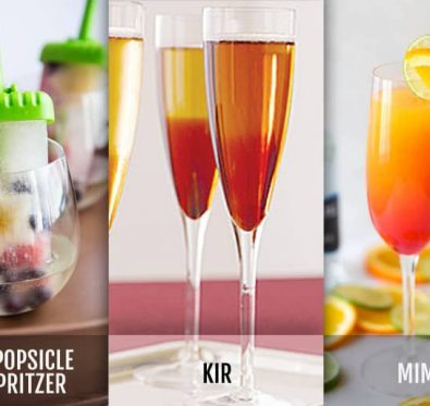 3 Cocktails every wine lover must try