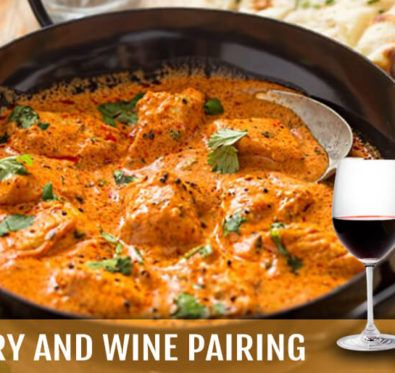 curry and wine pairing
