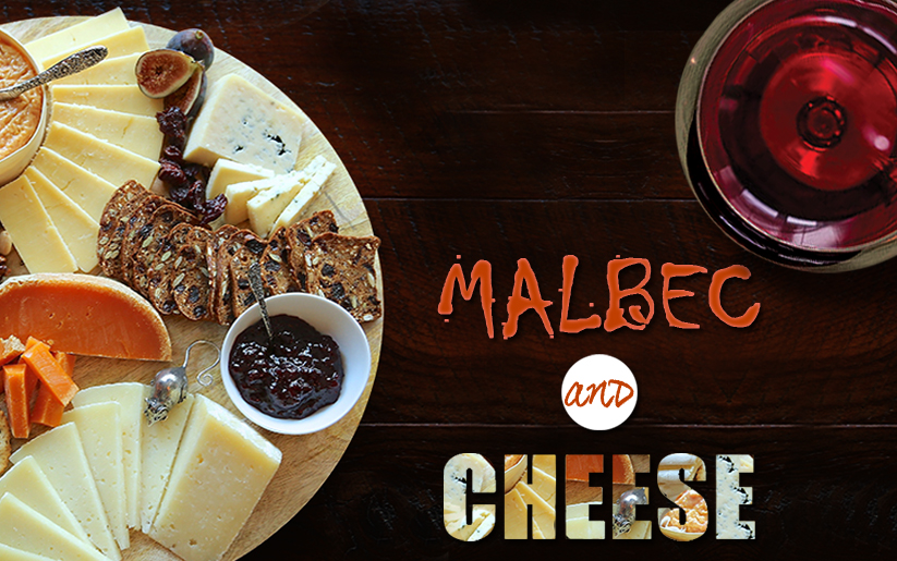 malbec and cheese pairing