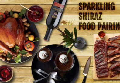 Sparkling Shiraz Food Pairing