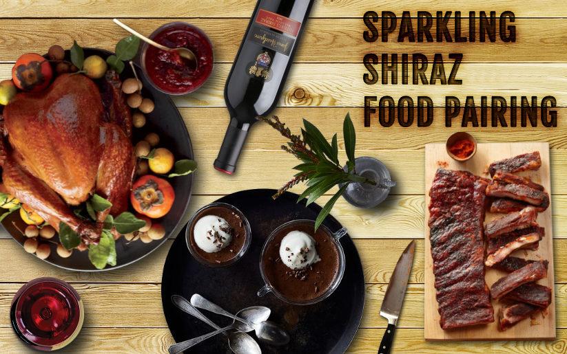 Sparkling Shiraz Food Pairing
