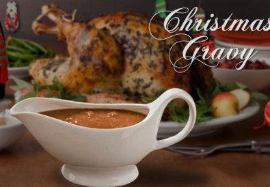Christmas Gravy Recipe