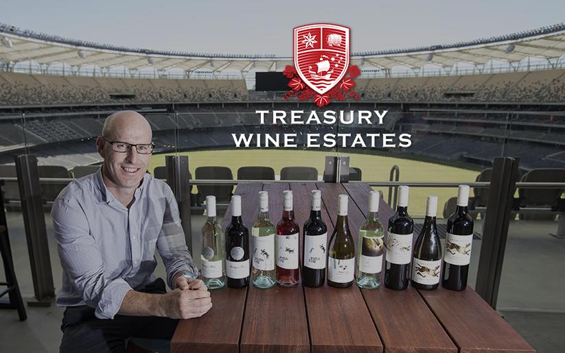 Treasury Wine Estates Perth Stadium