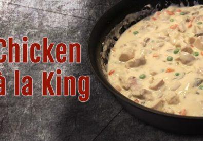 Chicken à la King