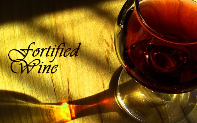Fortified wines