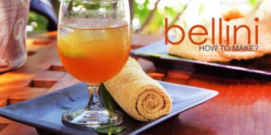 how to make bellini