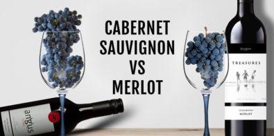 cabernet sauvignon vs merlot wines