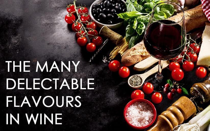 wine flavours