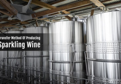 Transfer method of producing Wine