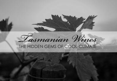 Tasmanian wines