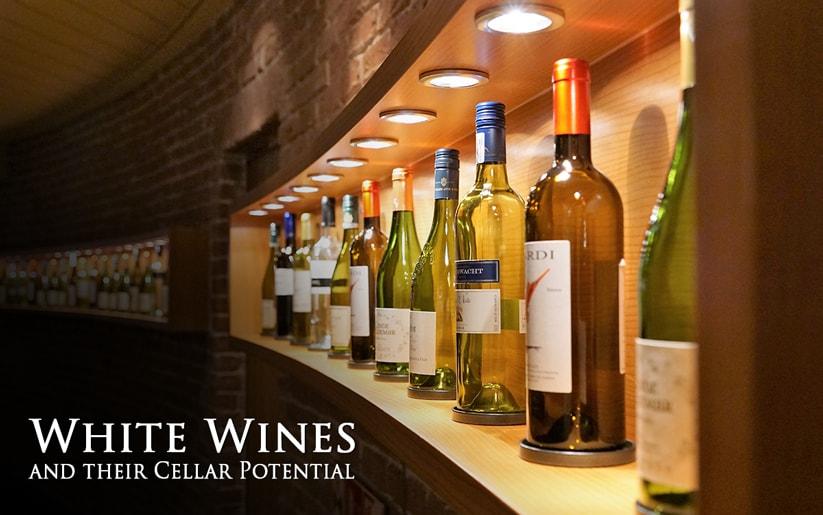 White Wine Cellar Potential