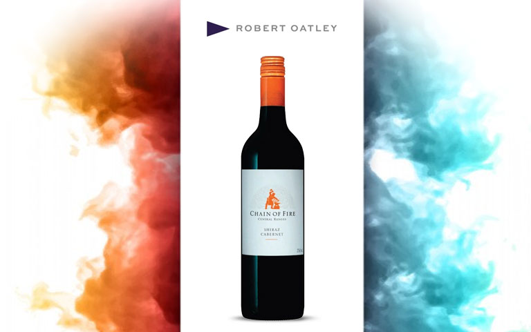 Chain of Fire Central Ranges Shiraz Cabernet