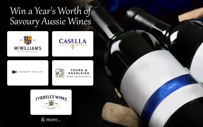 Just Wines Giveaway Brand Partners