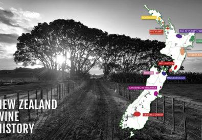 New Zealand Wine History