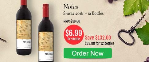 Notes Shiraz 2016